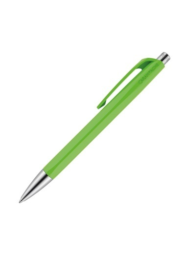 Caran D'Ache  888 Infinite Tükenmez Kalem Açık Yeşil Yeşil